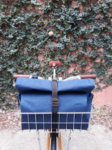 Framework Designs Sight Seeker Basket Bag in Wald 137