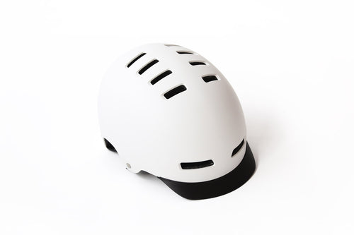 Lazer Next+ Helmet with Visor Matte White