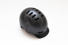 Load image into Gallery viewer, Lazer Street+ Deluxe Helmet with Visor Dark Wood