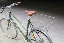 Load image into Gallery viewer, tokyobike Original Wire Deep Basket Silver
