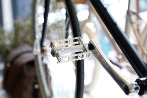 tokyobike Pedals for Bisou/CS/SS Silver
