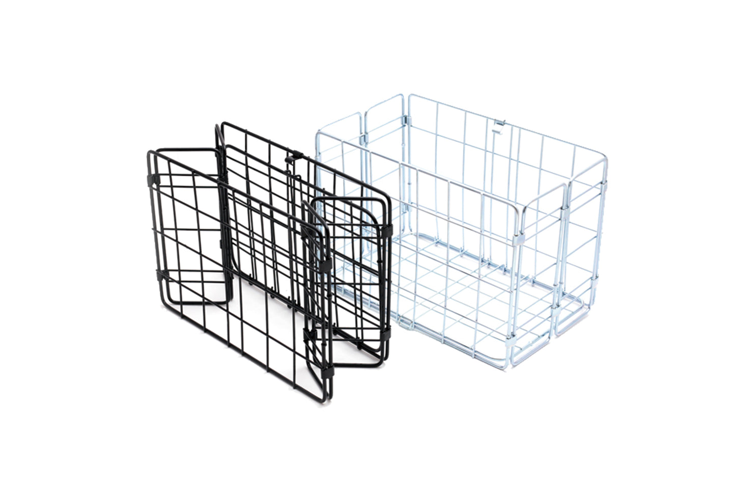 Wald Folding Rear Basket