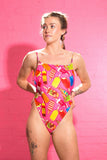 SAMPLE SALE - CALISTO Reversible Swimsuit Size UK8-10