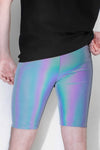 Reflective Mens Unisex Shorts *2 Colours Available