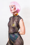 Space Raver Catsuit with Sleeve Option *4 Print Combos