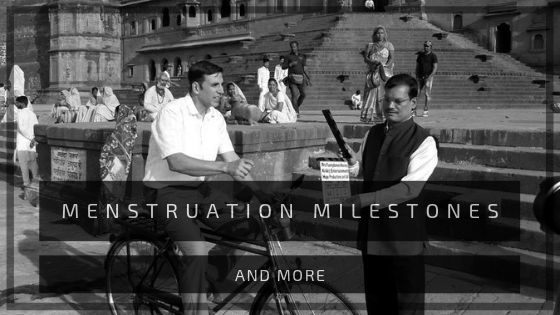 Menstruation Milestones