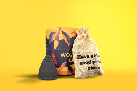 WomxCup - Menstrual Cup - The Pink Box