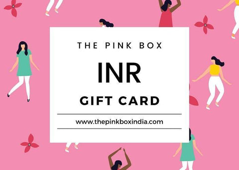 The Pink Box - Gift Card - The Pink Box
