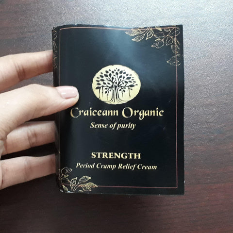 Strength - Pain Relief Cream