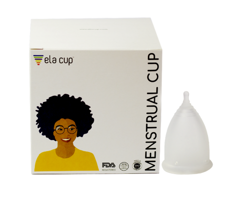 elacup®️ - Menstrual Cup for Sustainable Periods - The Pink Box