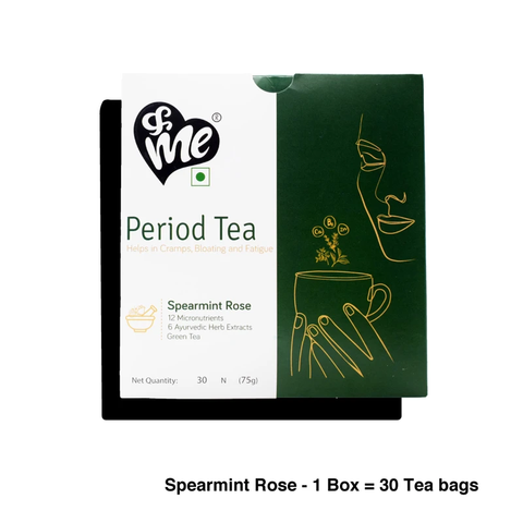 &Me Period Tea - The Pink Box