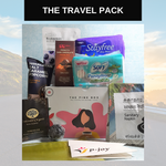 Pink Box - Travel Pack with Pads and Panty Liners - The Pink Box