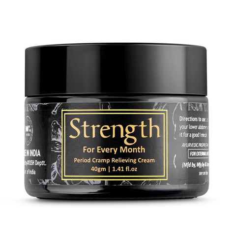 Strength - Pain Relief Cream - The Pink Box