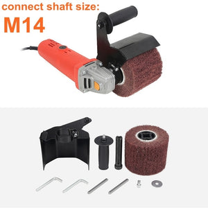 Multifunctional Electric Angle Grinder