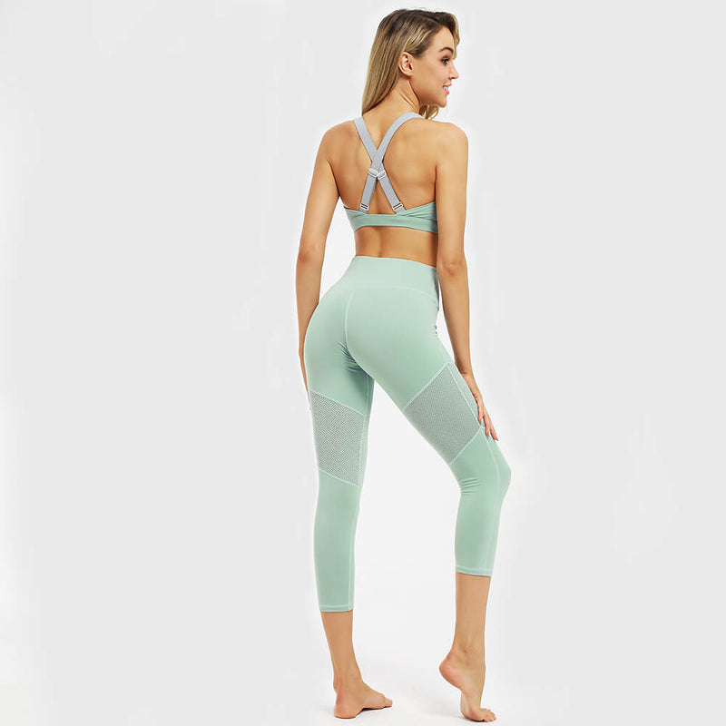 Womens Active Wear Set