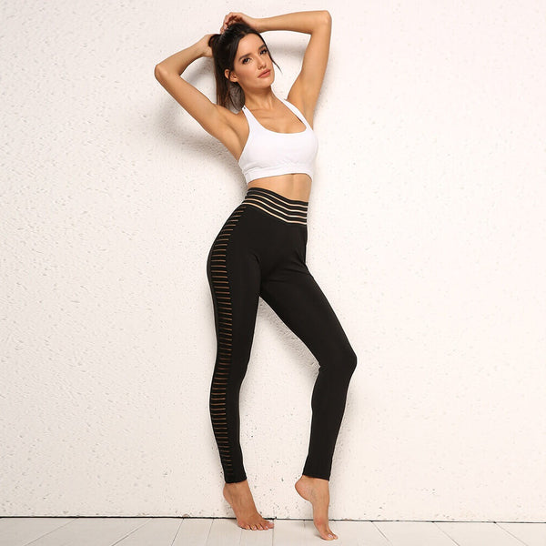High Waist Yoga Suits