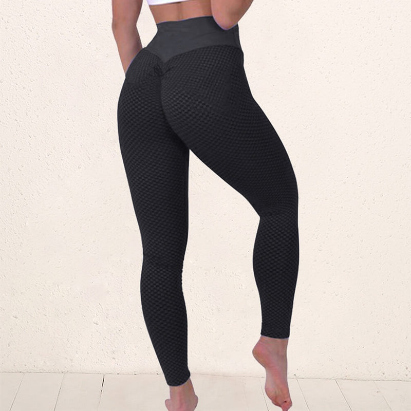 High Waist Dot Fitness legging
