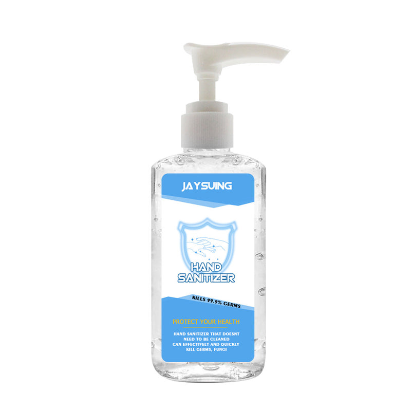 60ml Anti-bacterial Refreshing Alcohol Disposable Hand Wash Gel For Adults Children