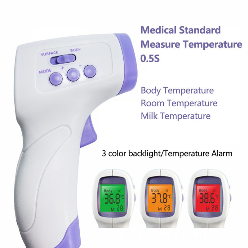Handheld Home Infrared Electronic Thermometer  Without battery