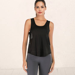 Yoga Fashion Sports Vest