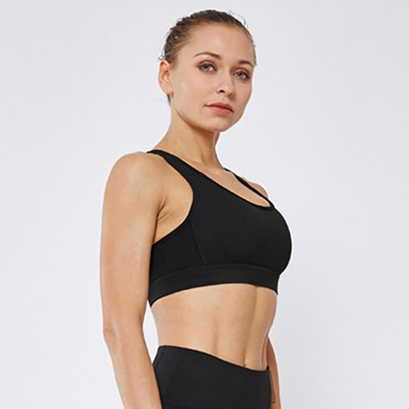 Mesh Breathable Sports Bra