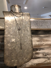 Load image into Gallery viewer, Metal Layered Necklace