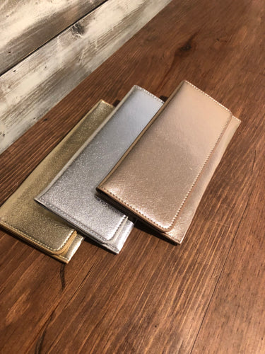 Fold Over Wallets