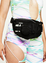 Load image into Gallery viewer, SPACED OUT RAVE UTILITY WAIST POUCH