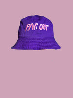 Far Out Bucket Pink and Purple