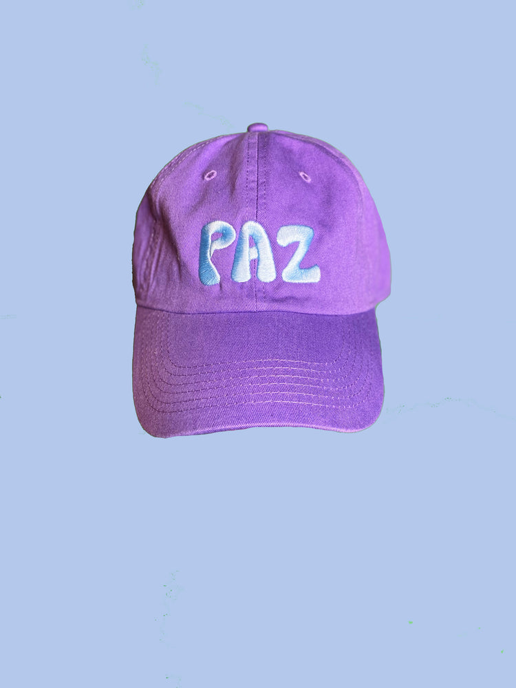 Love and Paz Orchid Cap