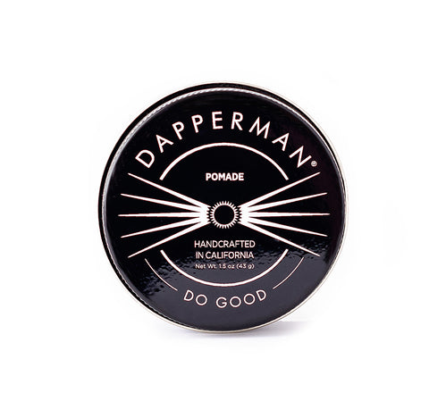 Dapperman Naturally Derived 1.5 oz Pomade