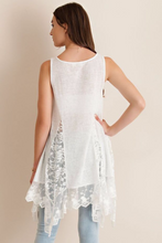 Load image into Gallery viewer, THE PARTY LACE SPLICING DRESS