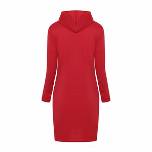 Sweatshirt Long-sleeved Dress