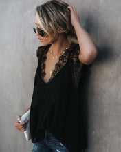 Load image into Gallery viewer, Women Summer Lace Top