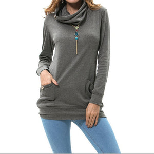 Slim Tunic Tops