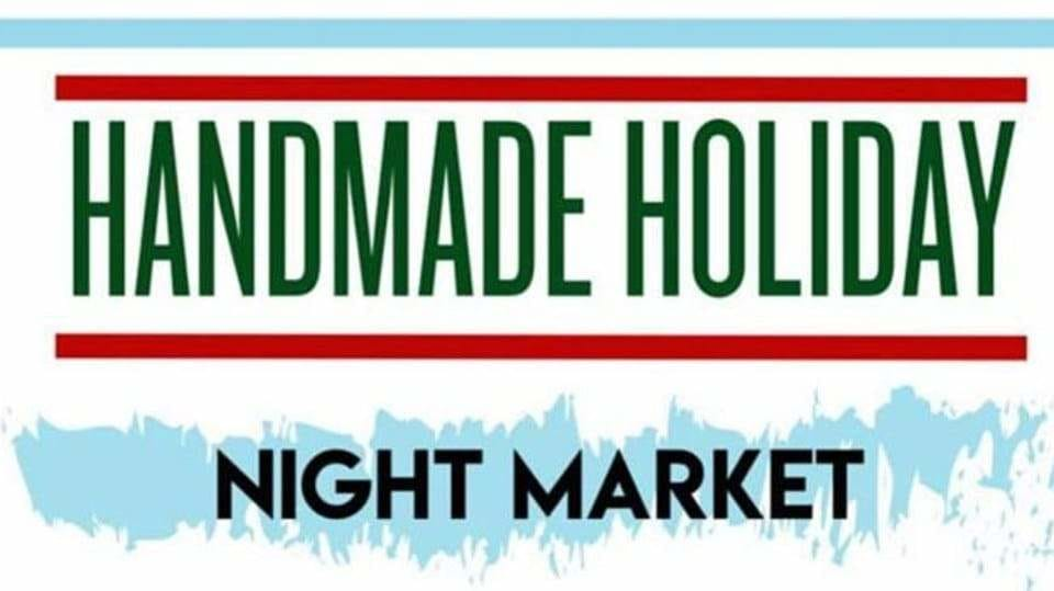 8th & Roast Hosts Handmade Holiday Night Market