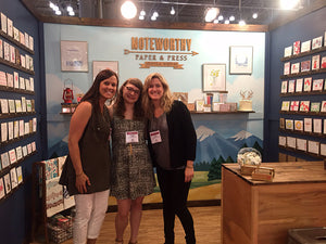 2015 National Stationery Show Recap