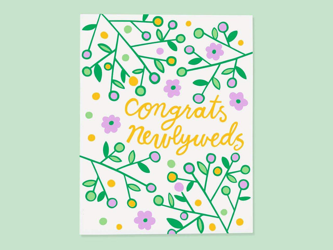 Newlyweds, Single Card