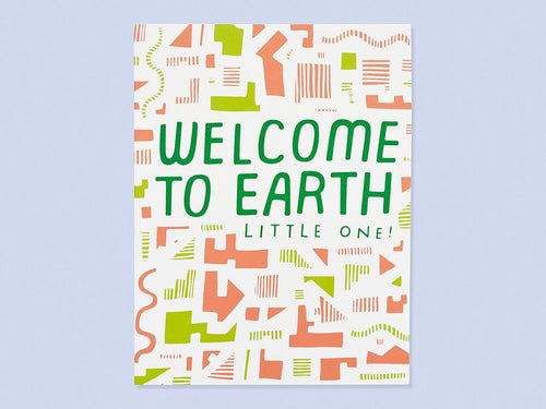 Welcome to Earth, Single Card