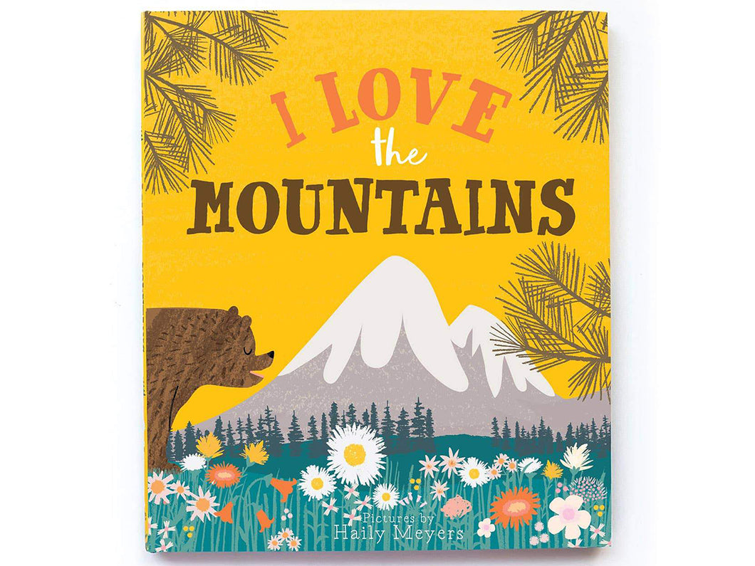 I Love the Mountains, Children's Book