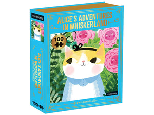 Alice Adventures in Whiskerland Puzzle