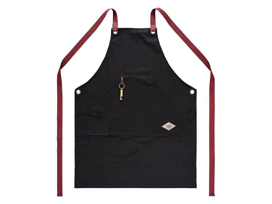 BBQ Utility Apron and Bottle Opener