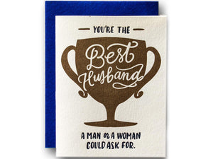 Best Husband, Single Card