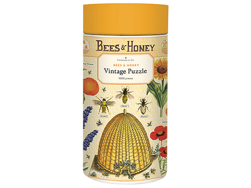 Bees & Honey 1,000 Piece Puzzle