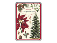 Christmas Botanica Postcards