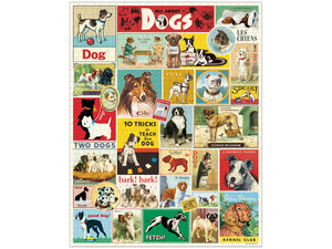 Dogs 1,000 Piece Puzzle