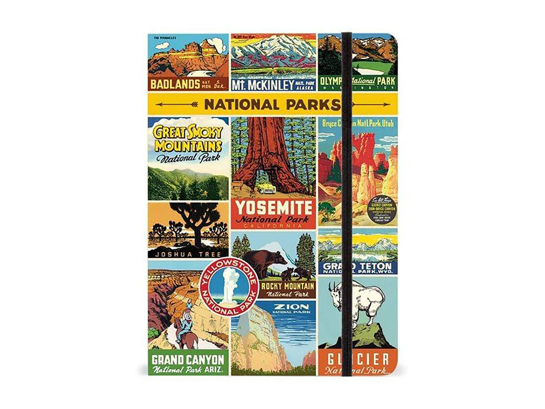 National Parks Notebook