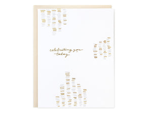 Celebrating You Today, Single Card