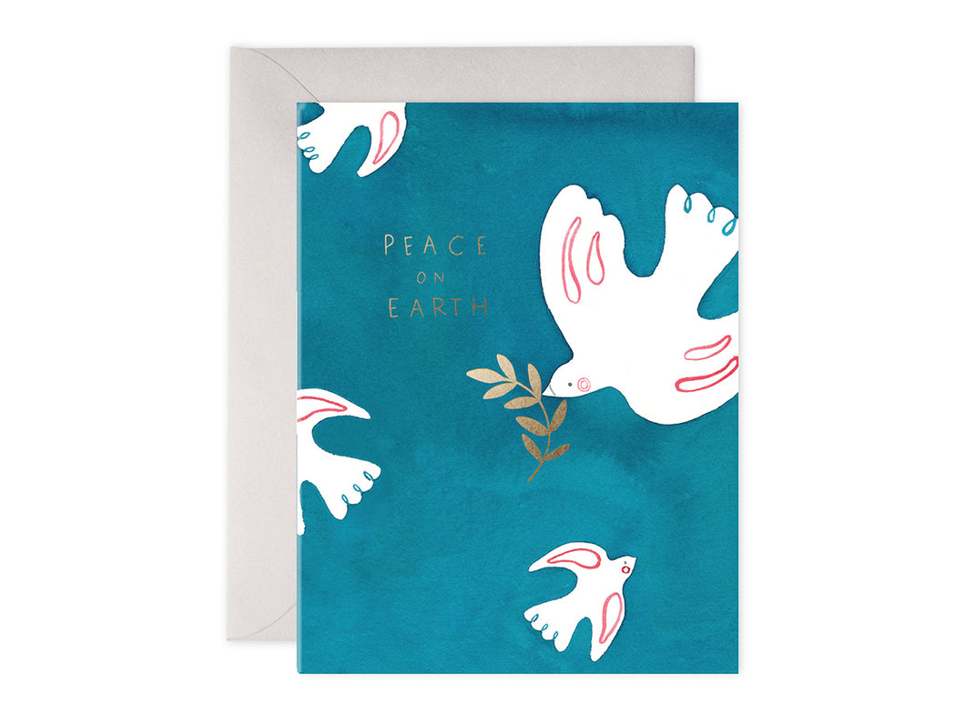 Peace Doves, Boxed Set of 6