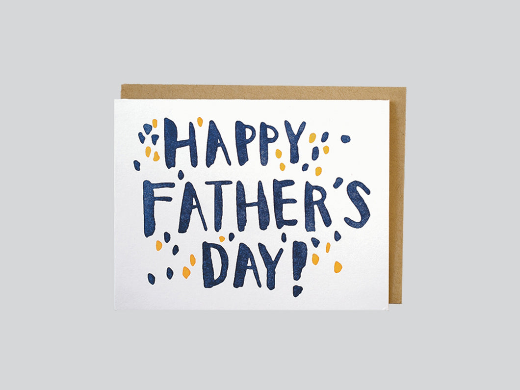 Happy Father's Day!, Single Card